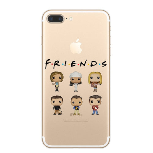 F.R.I.E.N.D.S pop clear case