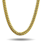 GOLD ORIGINAL CUBAN LINK CHAIN