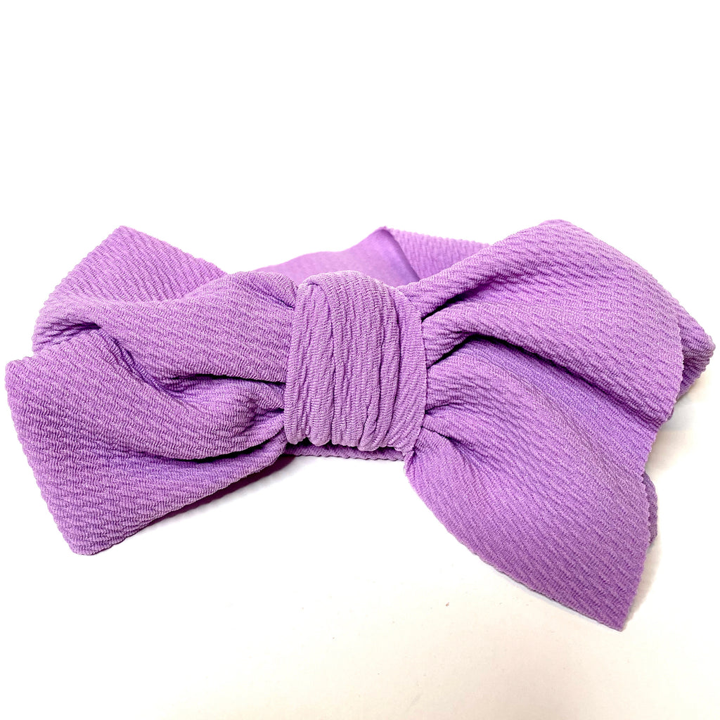 Bubble Headband - Lilac