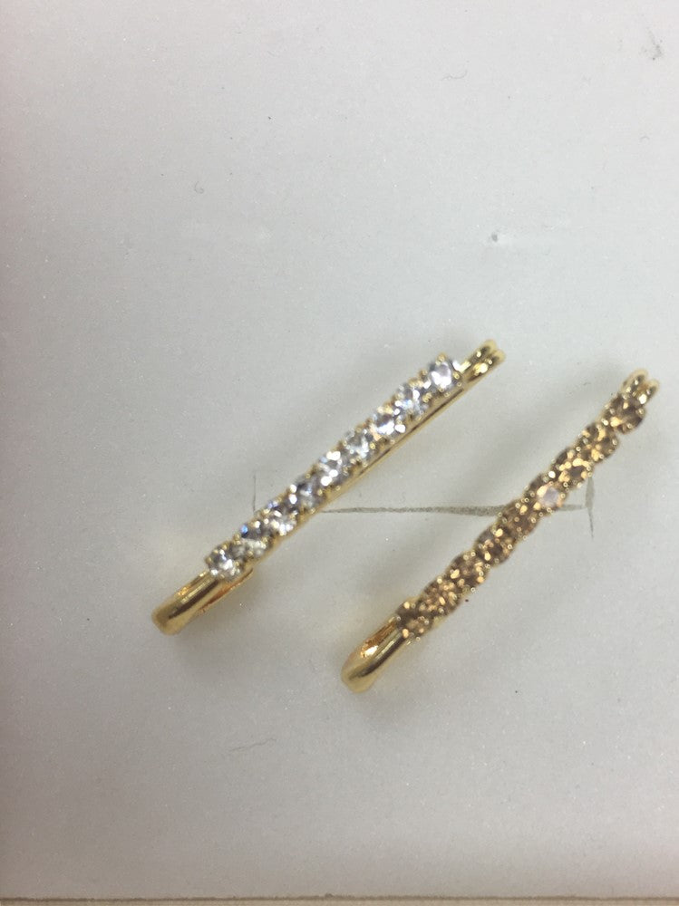 SAFETY HIJAB PINS  -GOLD/SILVER PAIR