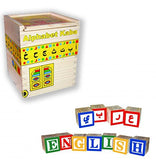 ALPHABET KABA WOODEN TOY K-8
