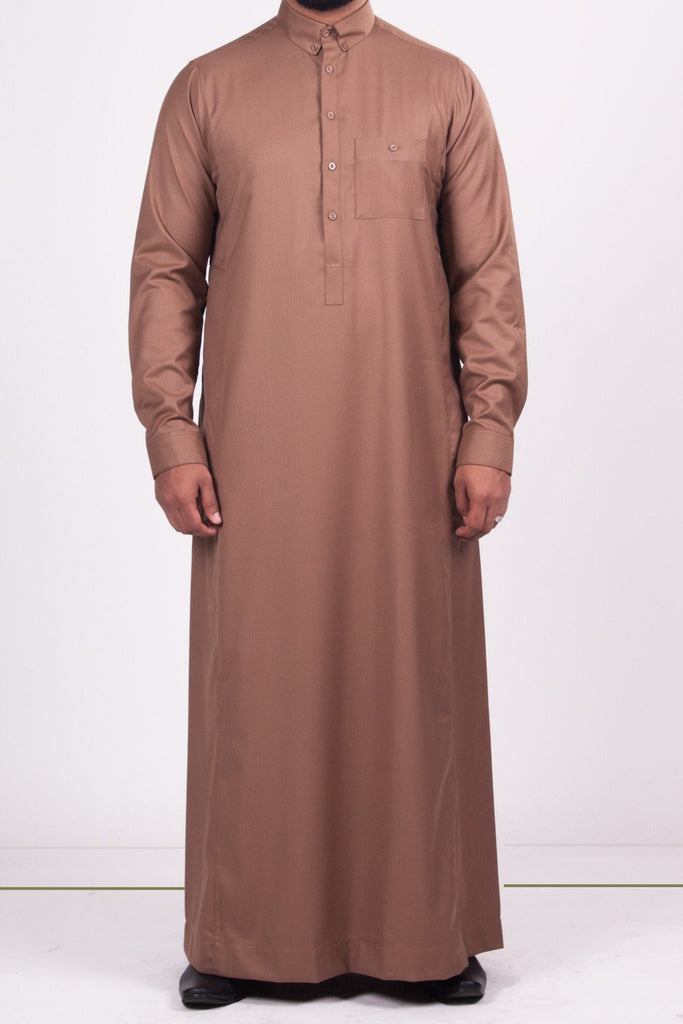 AL FAIZAN - Business Oxford Brown