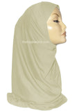 AL-AMIRA HIJAB 1 PC.- CREAM