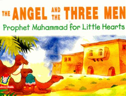 THE ANGEL AND THE THREE MEN (HARD BACK)