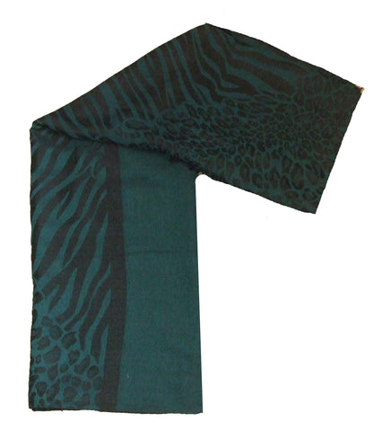 EXTRA LARGE WARM SHAWL/WRAP PS-DEEP TEAL