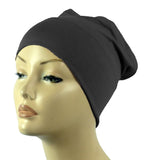 Half Tube Bonnets - Black