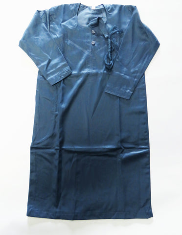 Baby and Toddlers Thobe/Jubba - Blue sz. 18- 38 length