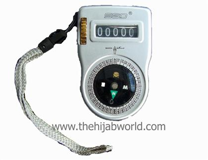 HANDHELD COUNTER AND COMPASS
