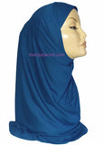 INSTANT AL AMIRA HIJAB 1 PC. ROYAL BLUE