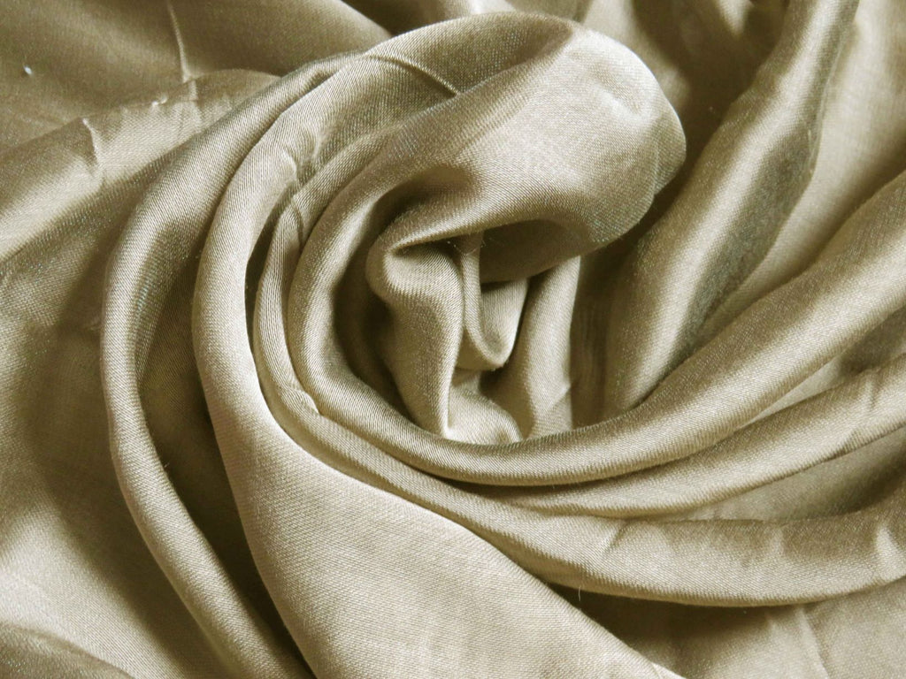 LARGE SILKY SHEEN SCARF SS-  GOLD