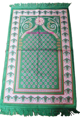 PRAYER MAT / MUSALLA WI14-GREEN