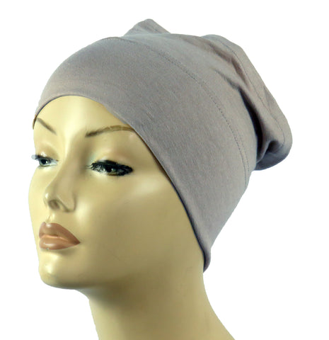 Half Tube Bonnets - grey