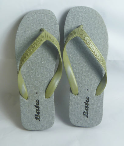 HAJJ OR UMRAH FLIP FLOPS -GREY