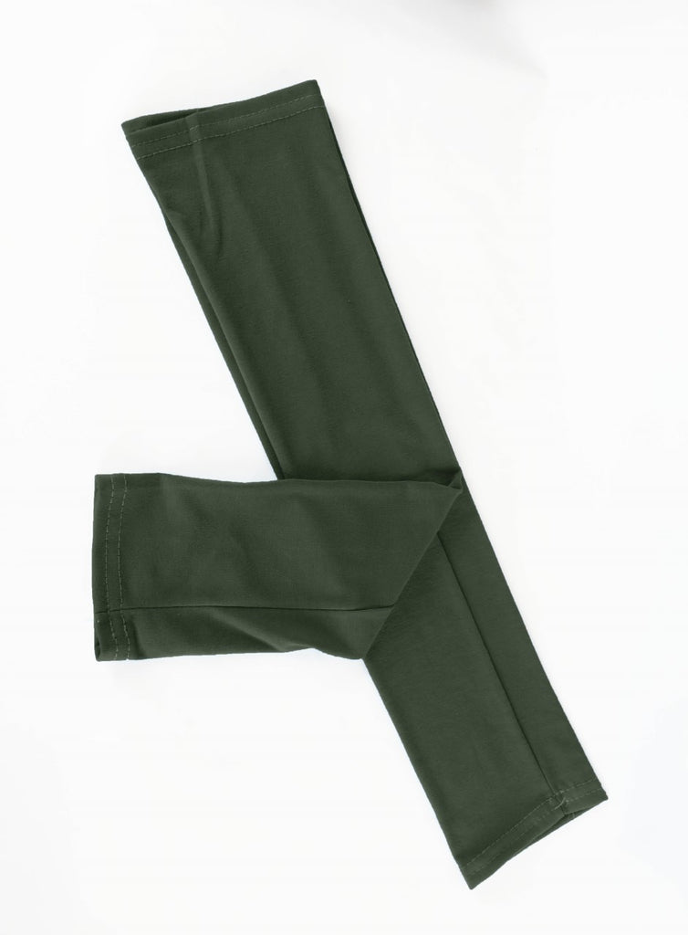 Extra Long Arm Cover/Sleeves - Olive