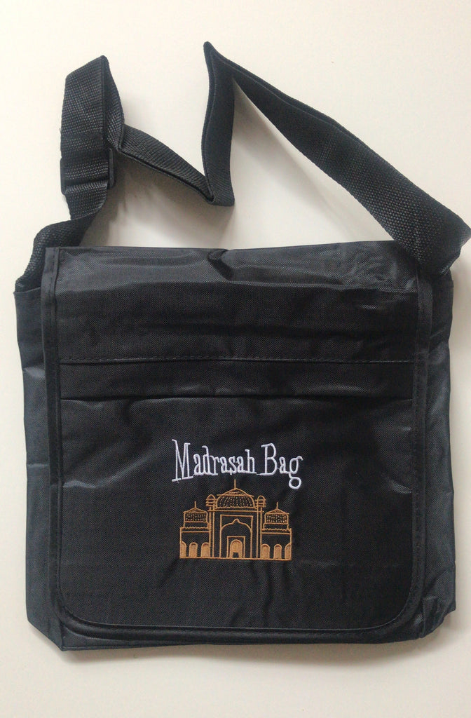 Madrassa Bag -Small KQ- Black