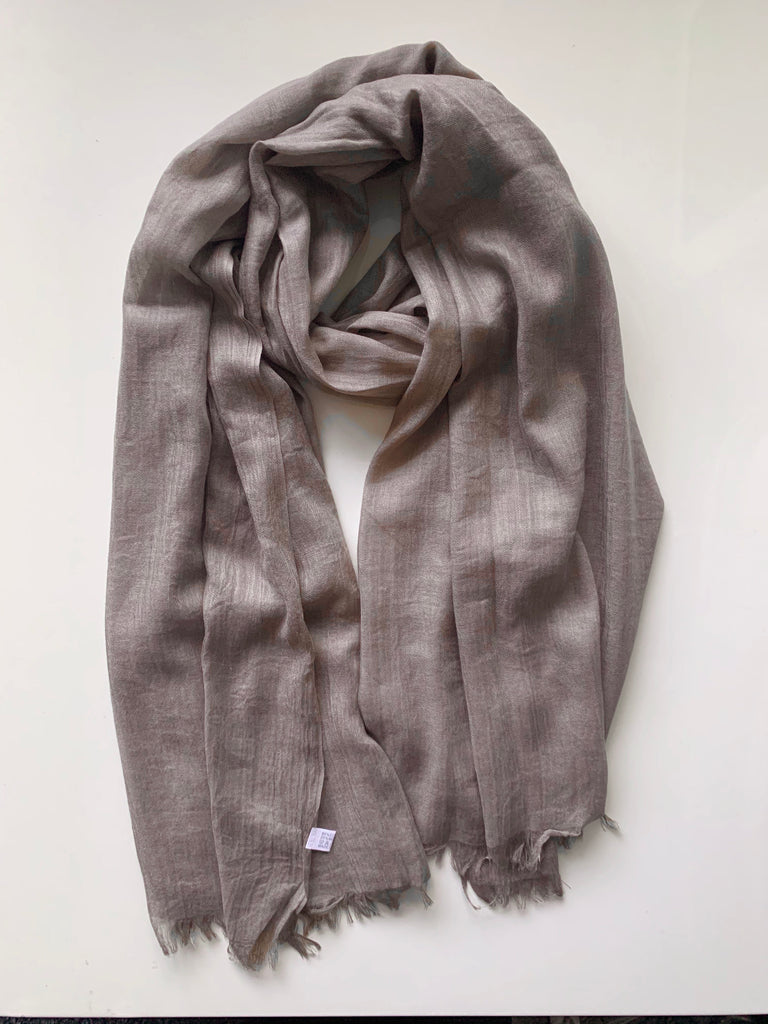 Modal XL Scarf/Hijab - Light Khaki