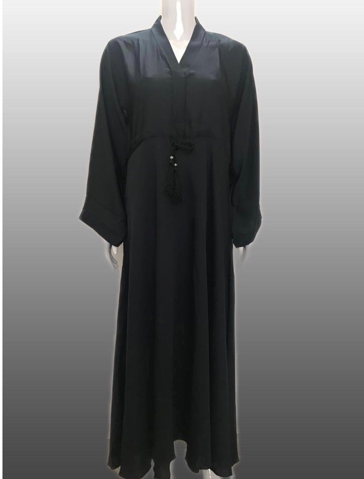 Rope Nida Girls Abaya K - Black