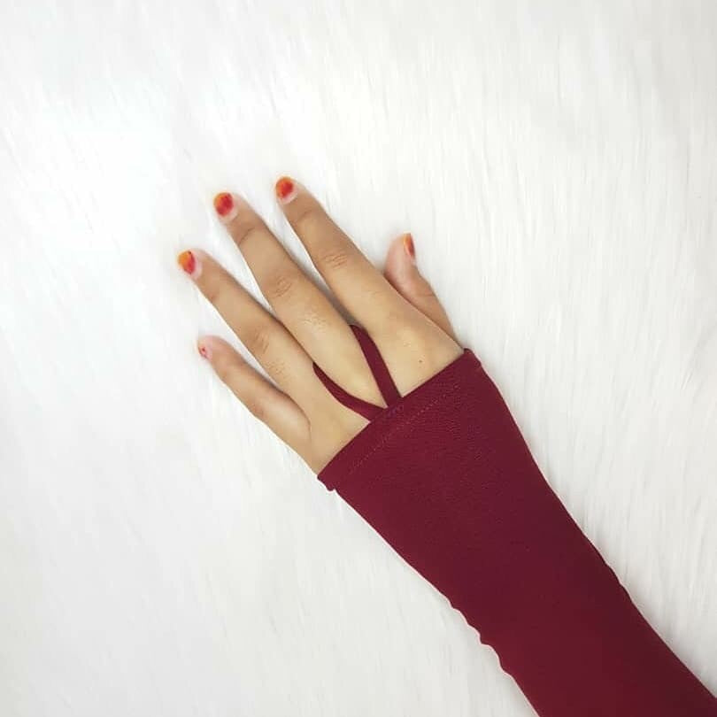 Ring Finger Arm Cover
