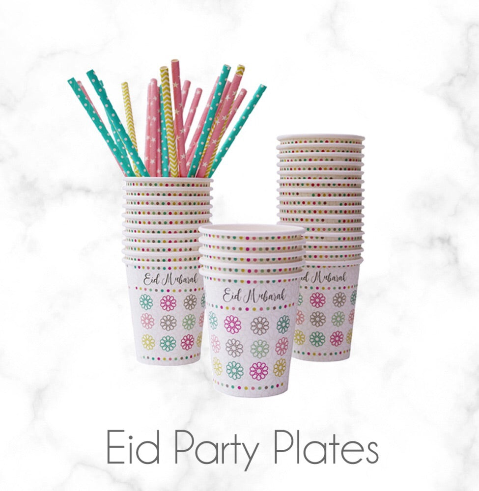EID PARTY PAPER CUPS IM-02