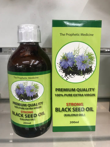BLACKSEED OIL premium 100% Pure Extra Virgin oil- 200ML