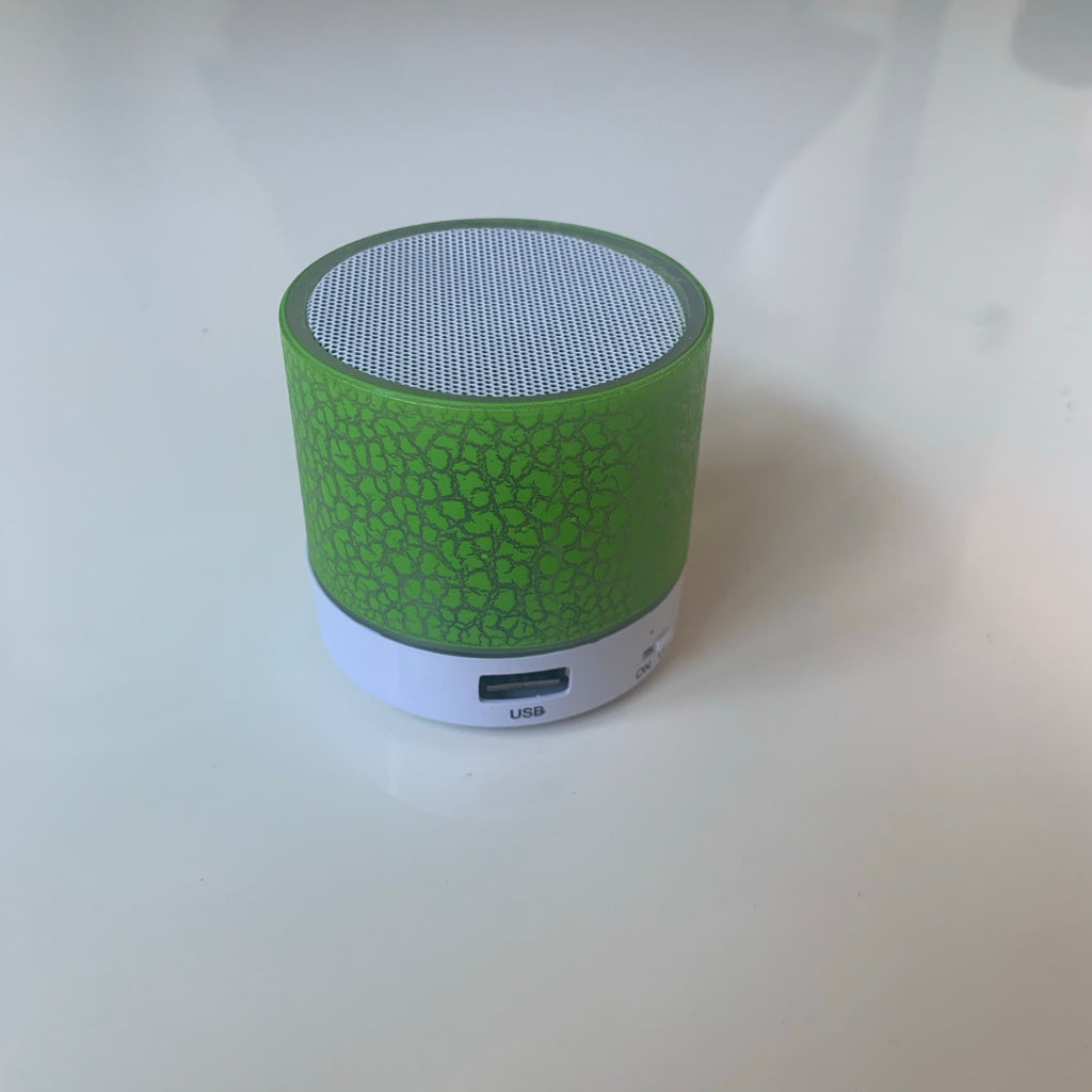 Mini Quran Speakers with LED Lamp
