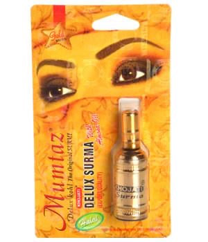Mumtaz Delux  Kohl Surma  with Almond oil