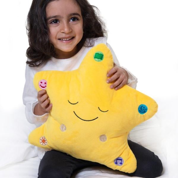 My Dua' Pillow with Light & Sound – Colours