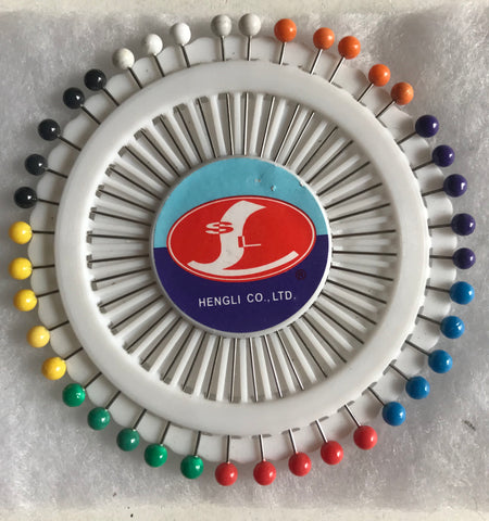PIN WHEEL - SMALL MIX NEW COLOURS