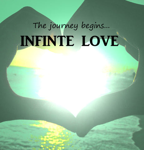 INFINITE LOVE - THE JOURNEY BEGINS - CD