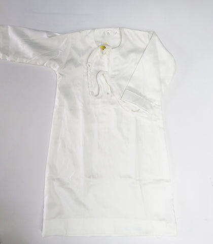 Baby and Toddlers Emirati Thobe/Jubba  - Ivory sz. 18- 32 length