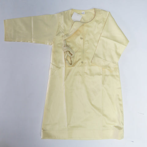 Baby and Toddlers Emirati Thobe/Jubba - Light Gold sz. 18- 32 length