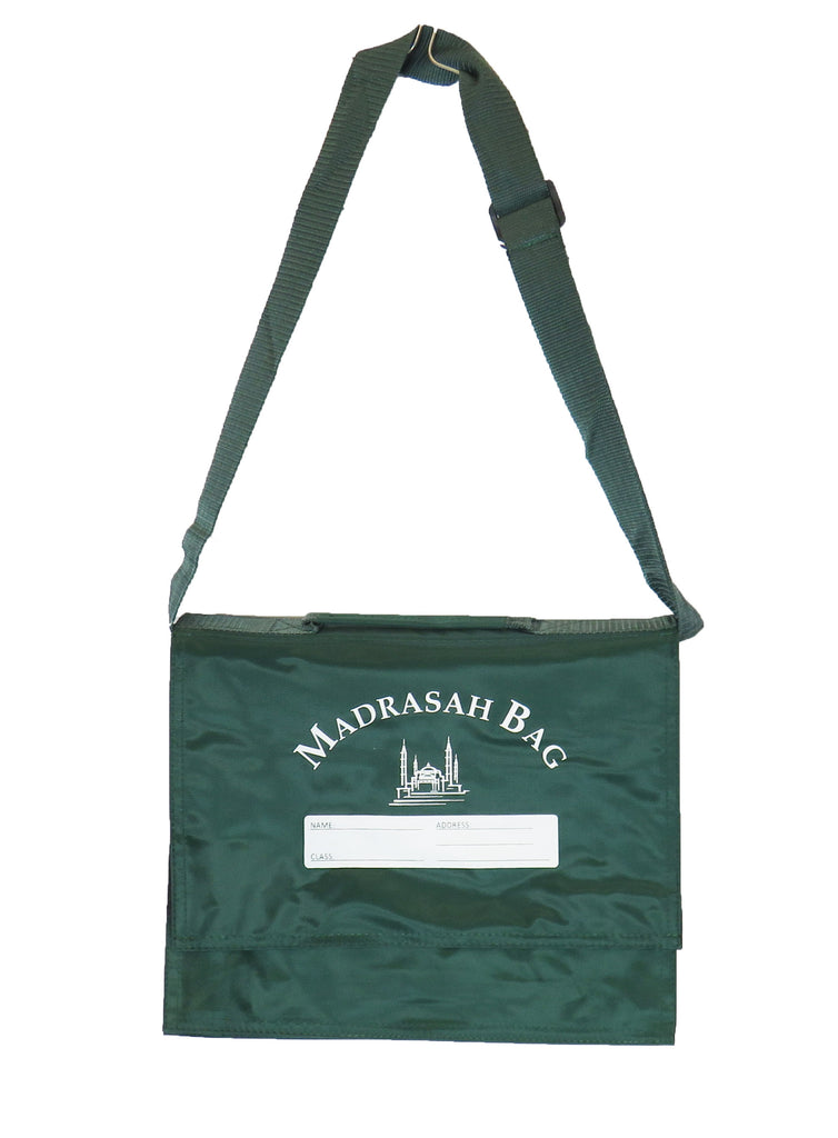Madrassa Bag Small KQ- green