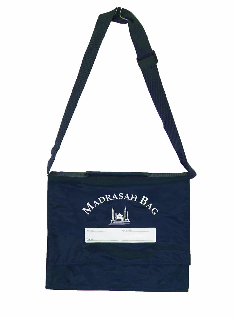 Madrassa Bag -Large KQ- Navy