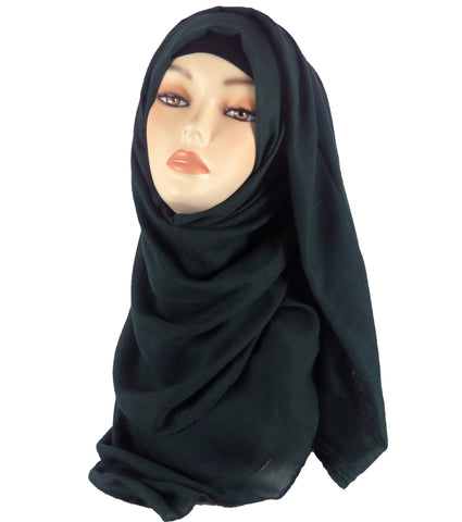 Improved Maxi Hijab/Scarf - Black