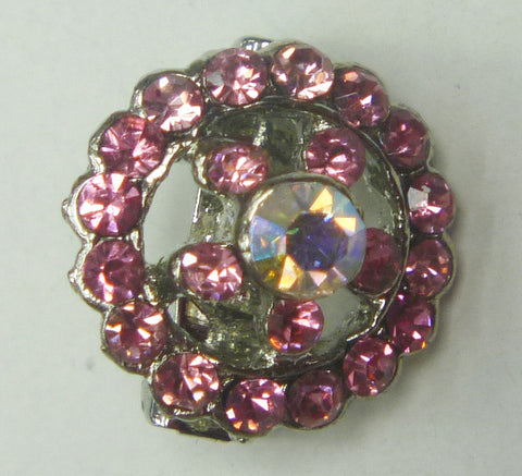 Mini Brooch 18 -Pink