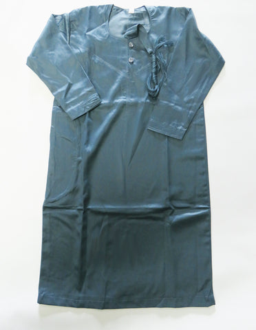 Baby and Toddlers Thobe/Jubba - Ocean  sz. 18- 30 length