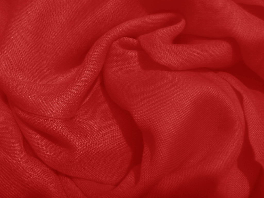 Large Quality Hijab/Scarf Q- Red