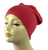 Half Tube Bonnets - Red