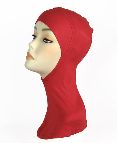 FULL NINJA INNER UNDERSCARF - Red