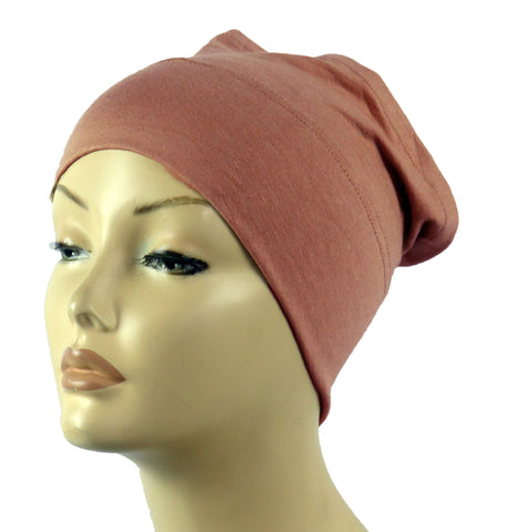 Half Tube Bonnets - Rust