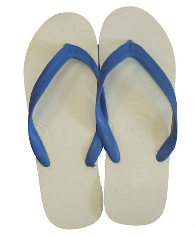 HAJJ OR UMRAH FLIP FLOP SLIPPERS- BLUE
