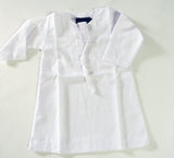 Baby and Toddlers Thobe/Jubba - White sz. 18- 28 length