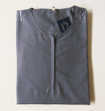 Zip Plain Mens THOBE/JUBBA - Grey Matte