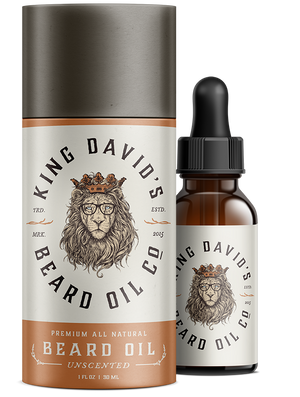 Royal Eucalyptus-Mint Beard Oil