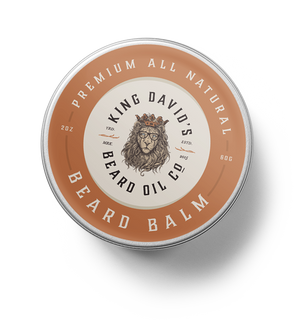 All Natural Beard Balm Argan Oil