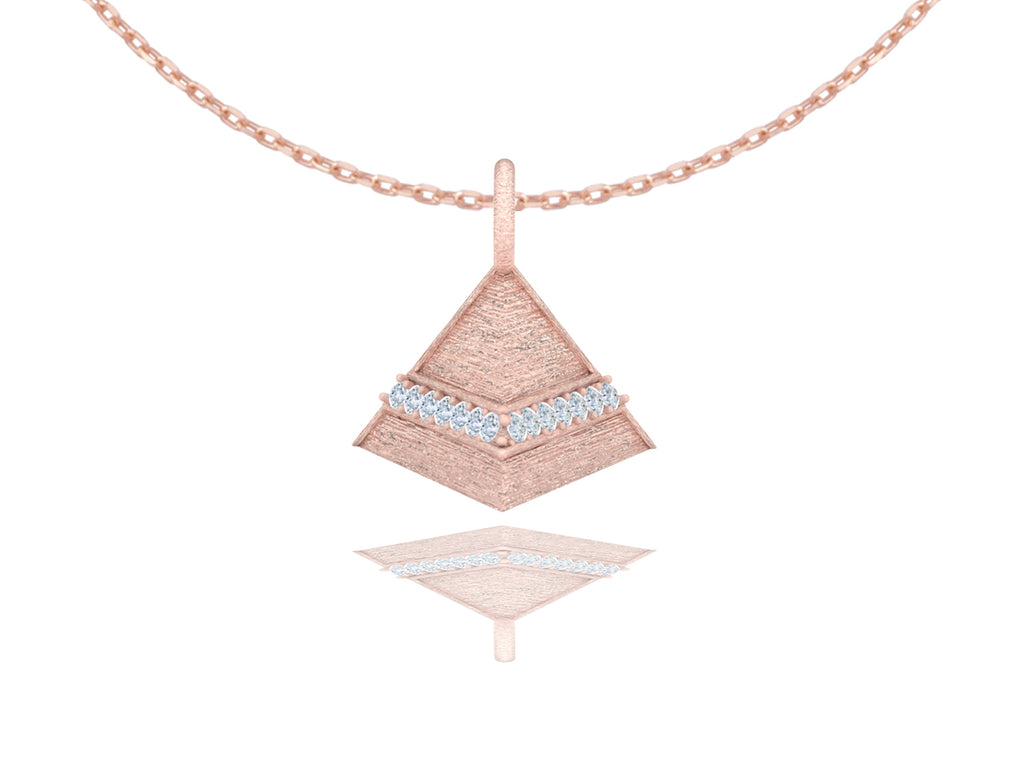 Beau Diamond Pendant