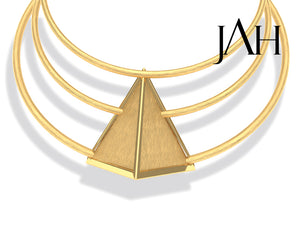 Resie Gold Necklace