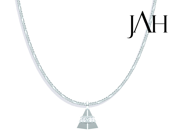 Beau Diamond Necklace