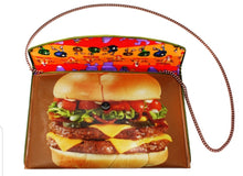 Load image into Gallery viewer, HAMBURGER Handbag