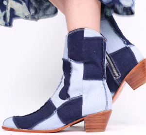 PARADISE Denim Boot